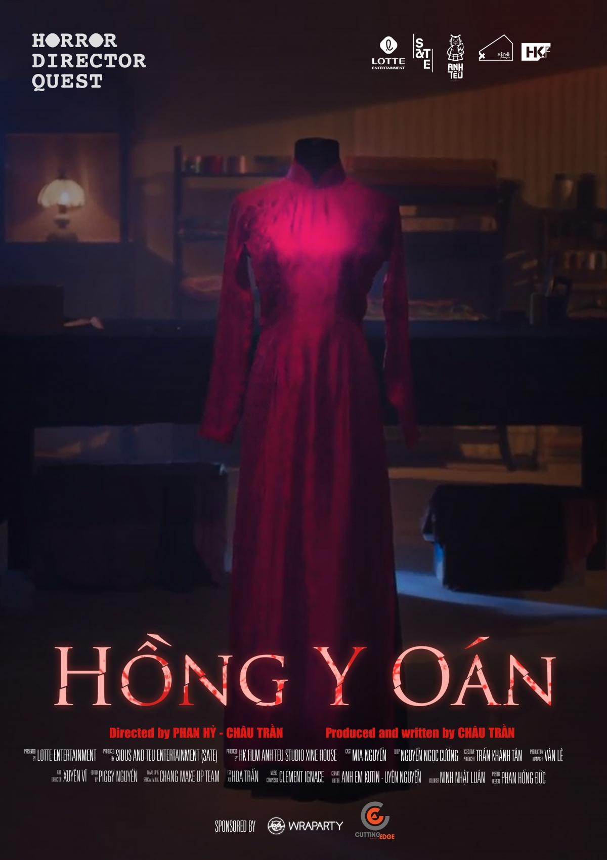 Hồng y oán - bộ đôiđạo diễn Châu Trần và Phan Hỷ.