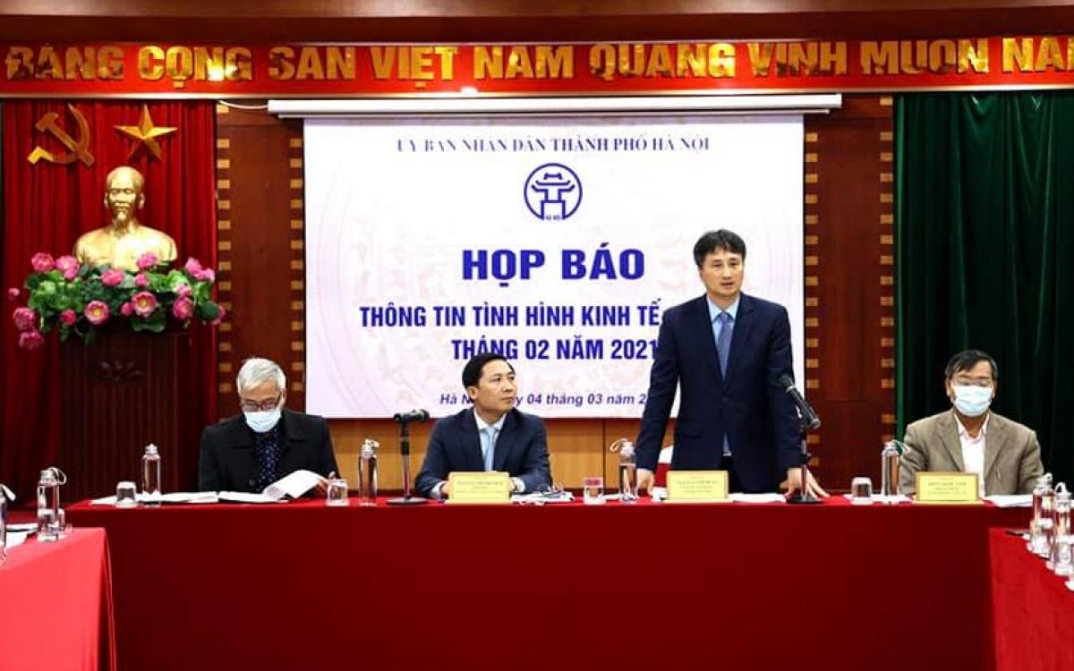 Hà Nội sẽ tổ chức họp báo thường kỳ.