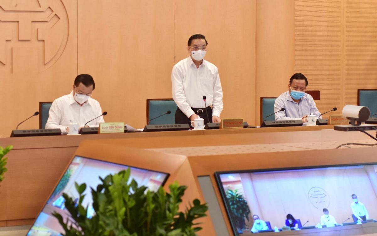 Chủ tịch TP Chu Ngọc Anh cho biếtsẽ quy định quản lý chặt hơn một số hoạt động.