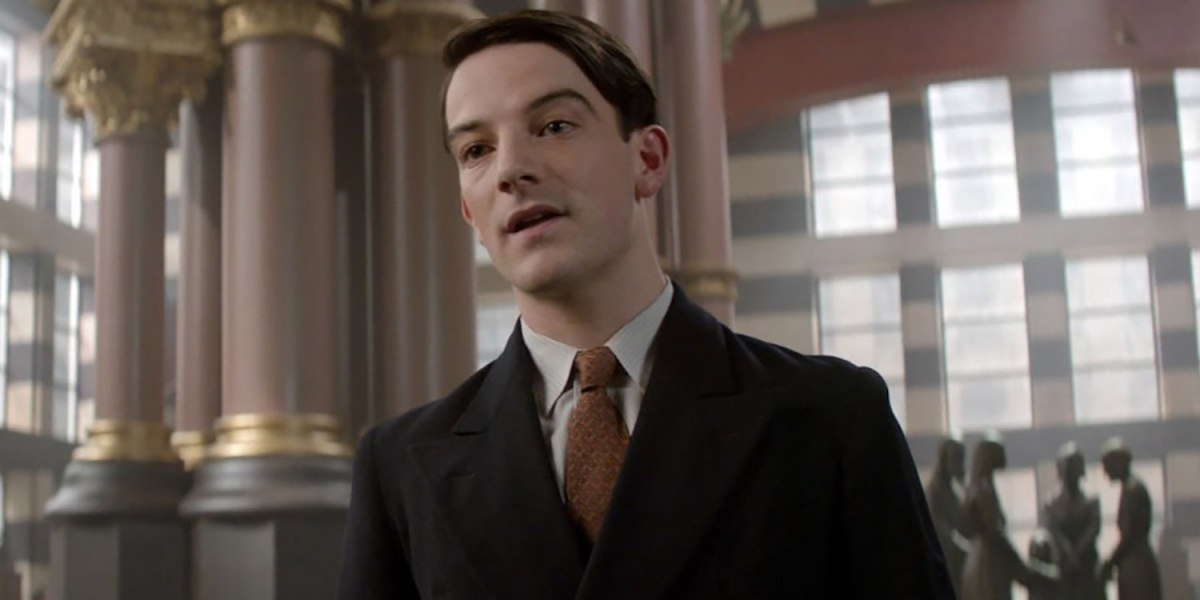 Diễn viên Kevin Guthrie. Nguồn: Warner Bros