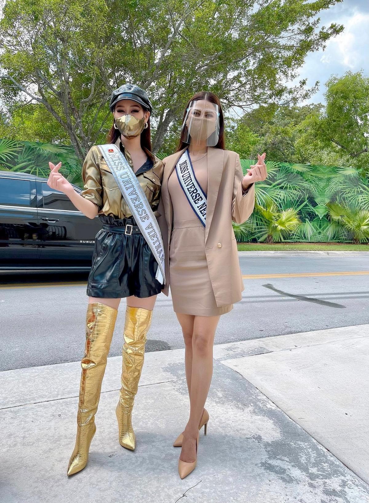 Miss Universe 69th diễn ra tại Mỹ từ ngày 06 – 16/5/2021 (theo giờ Mỹ). Khán giả có thể bầu chọn cho Khánh Vân vào thẳng Top 21 bằng cách vote thông qua ứng dụng Miss Universe, cổng bình chọn đã mở và sẽ đóng lại đến hết ngày 15/5/2021 (theo giờ Mỹ).