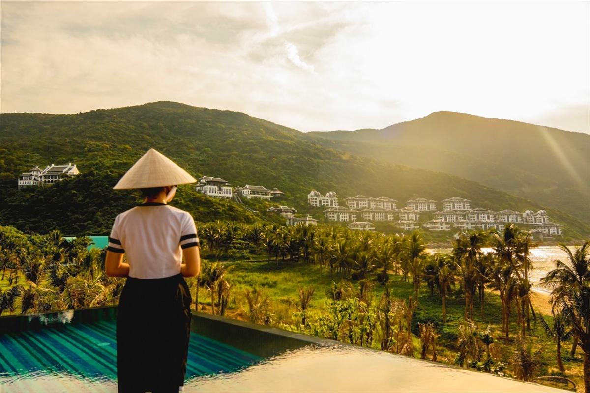 InterContinental Đà Nẵng Sun Peninsula Resort.