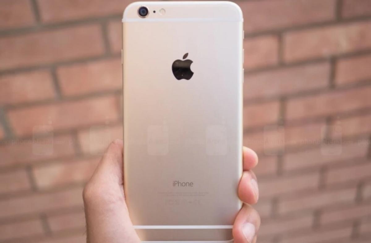 Mẫu iPhone 6của Apple