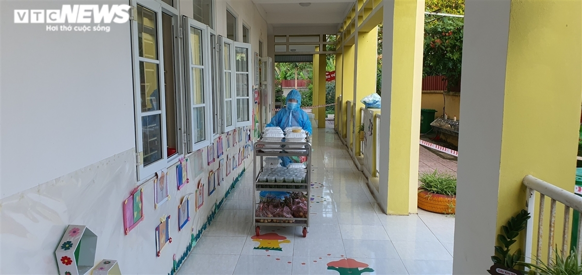 Kids can enjoy nutritious meals each day whilst in quarantine.