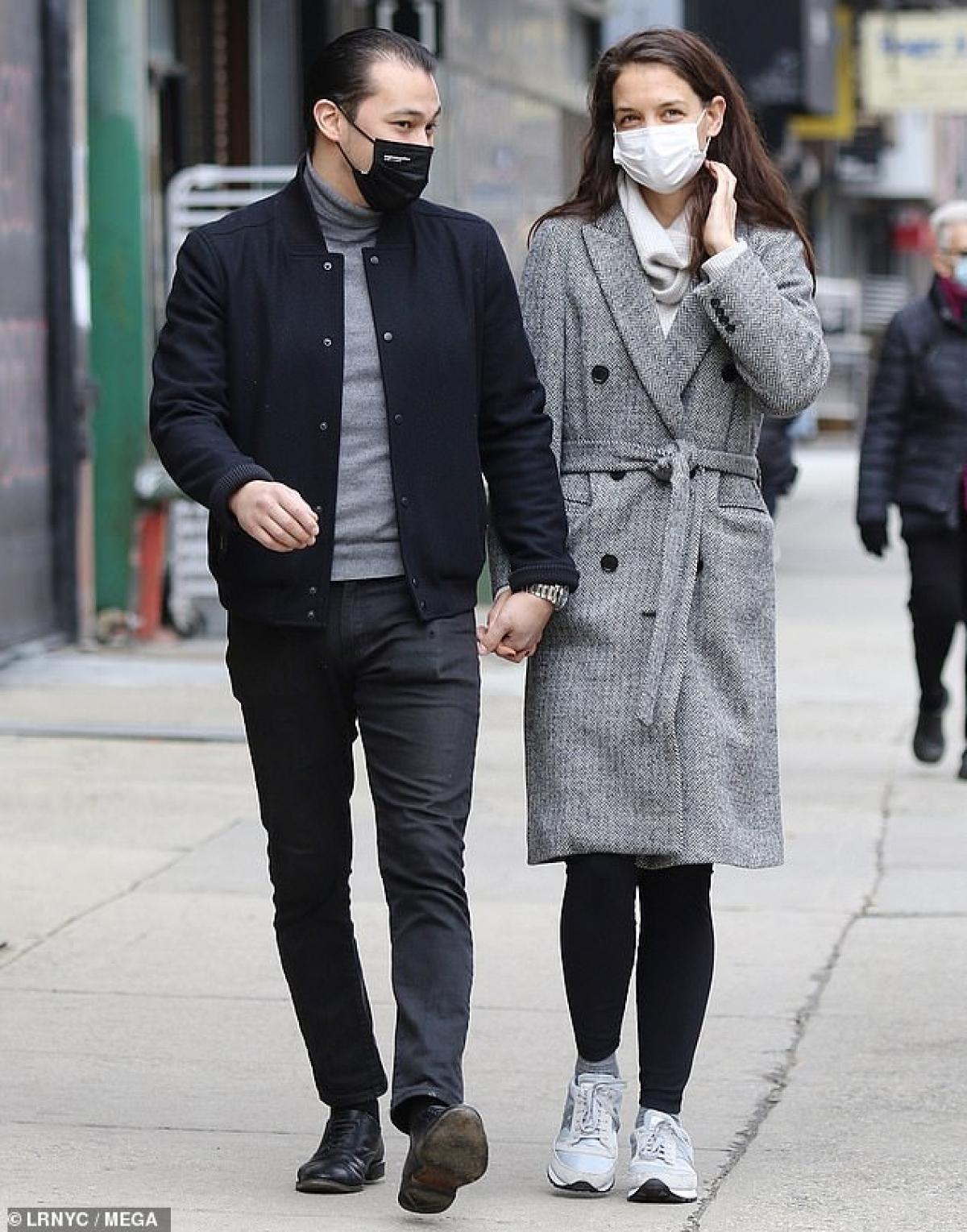 Katie Holmes và Emilio Vitolo Jr