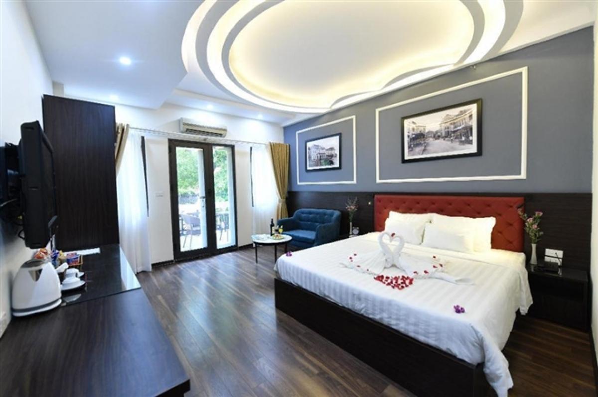 Nhà đầu tư bắt đầu ngắm đến thị trường khách sạn. (Ảnh minh hoạ).