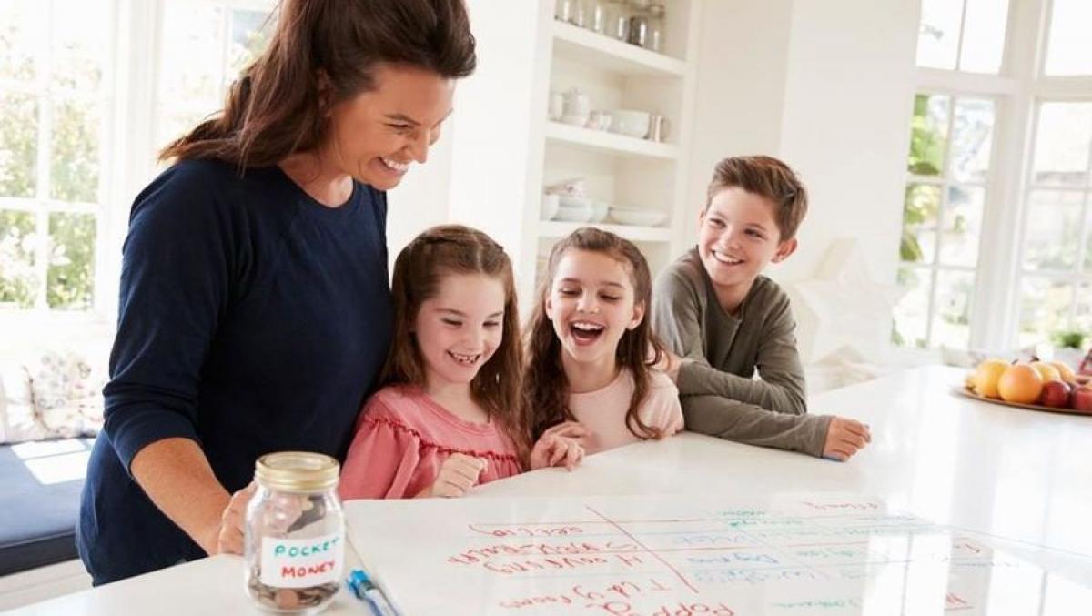 5 lời khuyên nên dạy con trẻ quản lý tiền bạc ngay từ khi còn nhỏ