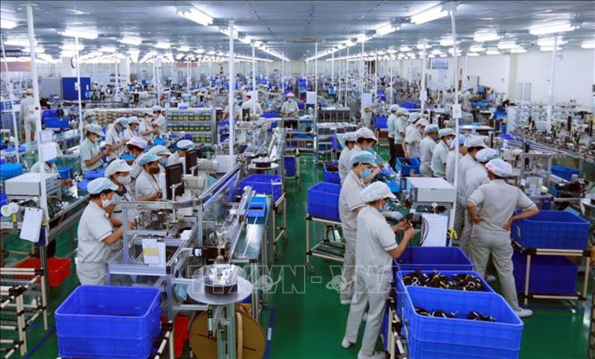 WB ghi nhận hầu hết các chỉ số kinh tế tháng 4/2021 của Việt Nam đều ở mức tốt. (Ảnh minh họa: TTXVN)