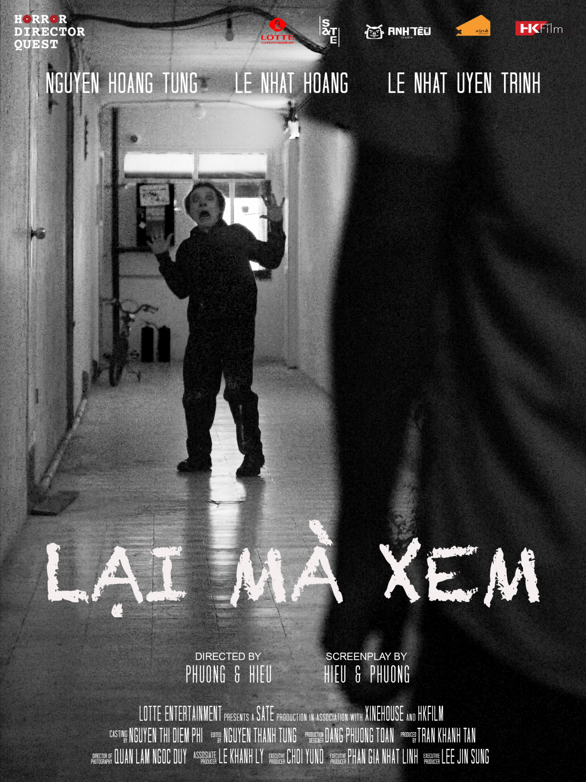 Lại mà xem - tác phẩm của hai đạo diễnLê Phương và Nguyễn Phước Hiếu.