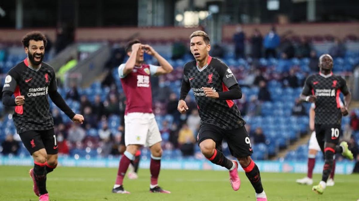 Cơ hội vào tốp 4 của Liverpool rất sáng nếu thắng ở vòng 38 (Ảnh: Reuters).