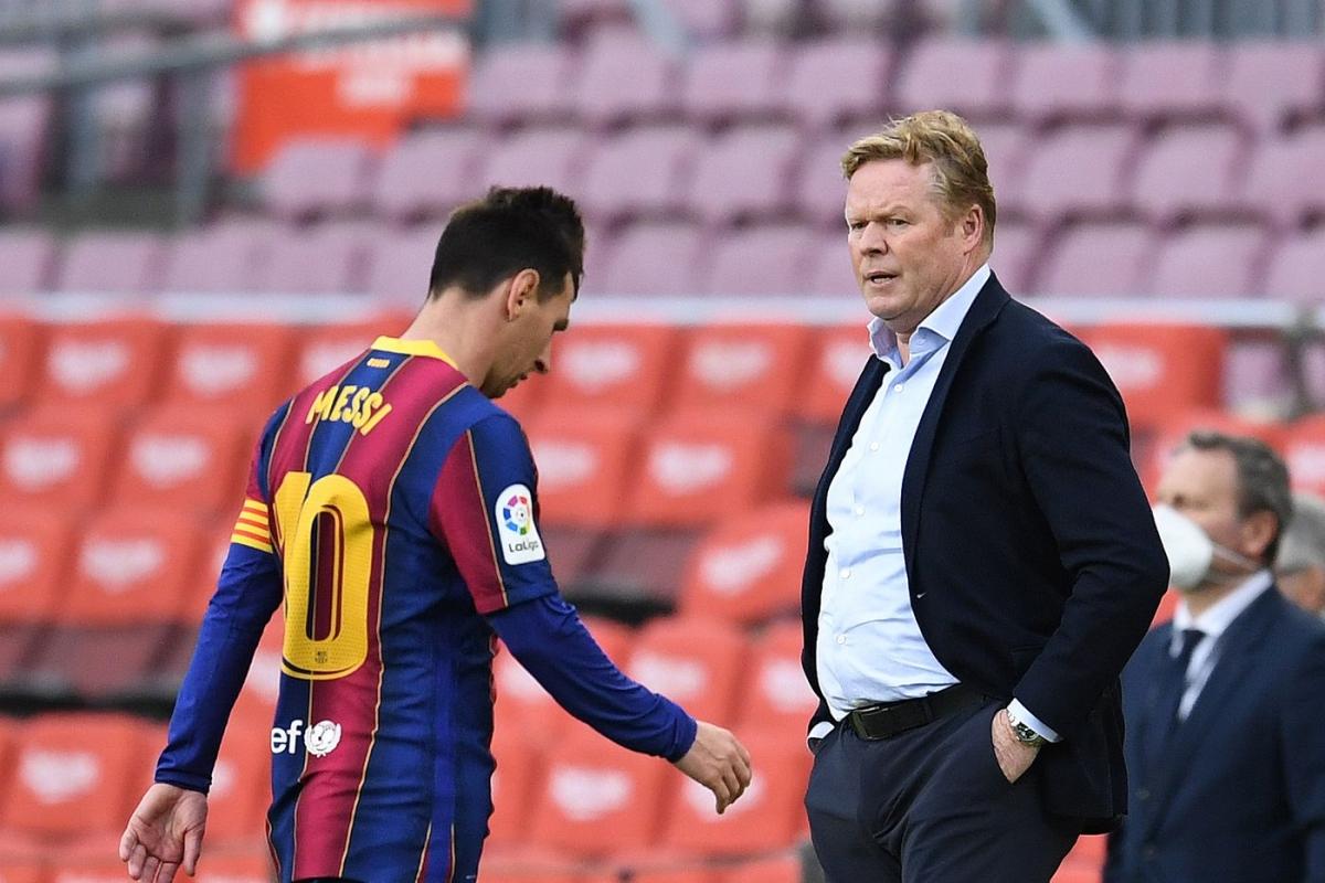 Barca đã hết cơ hội vô địch La Liga mùa này. (Ảnh: Getty)