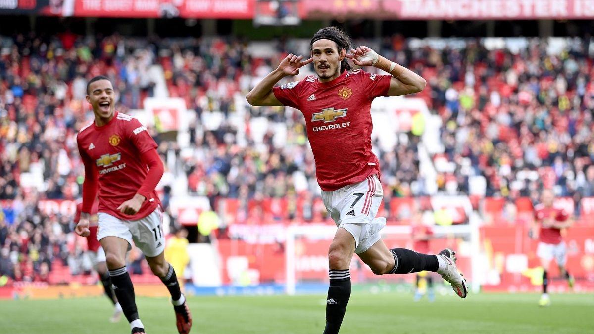 MU có lần thứ 2 trở thành á quân Premier League, sau khi Sir Alex Ferguson giải nghệ. Lần đầu ở mùa giải 2017/2018 dưới thời Jose Mourinho. (Ảnh: Getty)