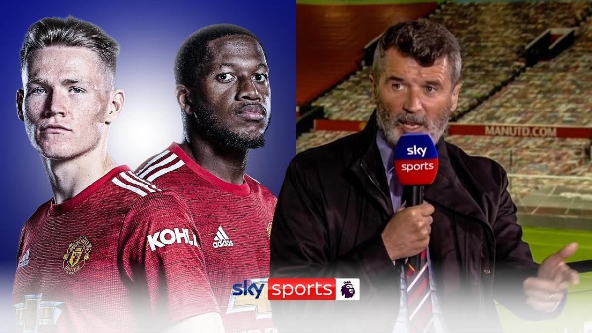 Huyền thoại Roy Keane chỉ trích MU gay gắt sau trận thua Liverpool 2-4. (Ảnh: Sky Sports)