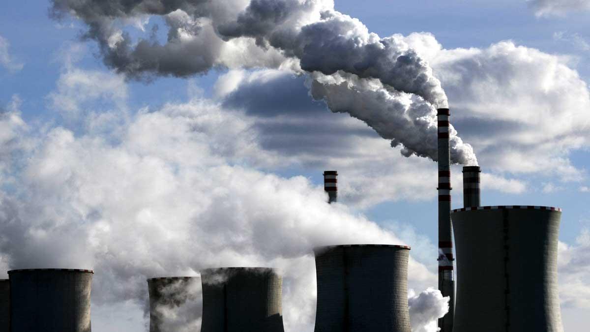 Các quốc gia trên thế giới đang thúc đẩy chiến dịch giảm phát thải khí, gây hiệu ứng nhà kính. Ảnh minh họa: KT