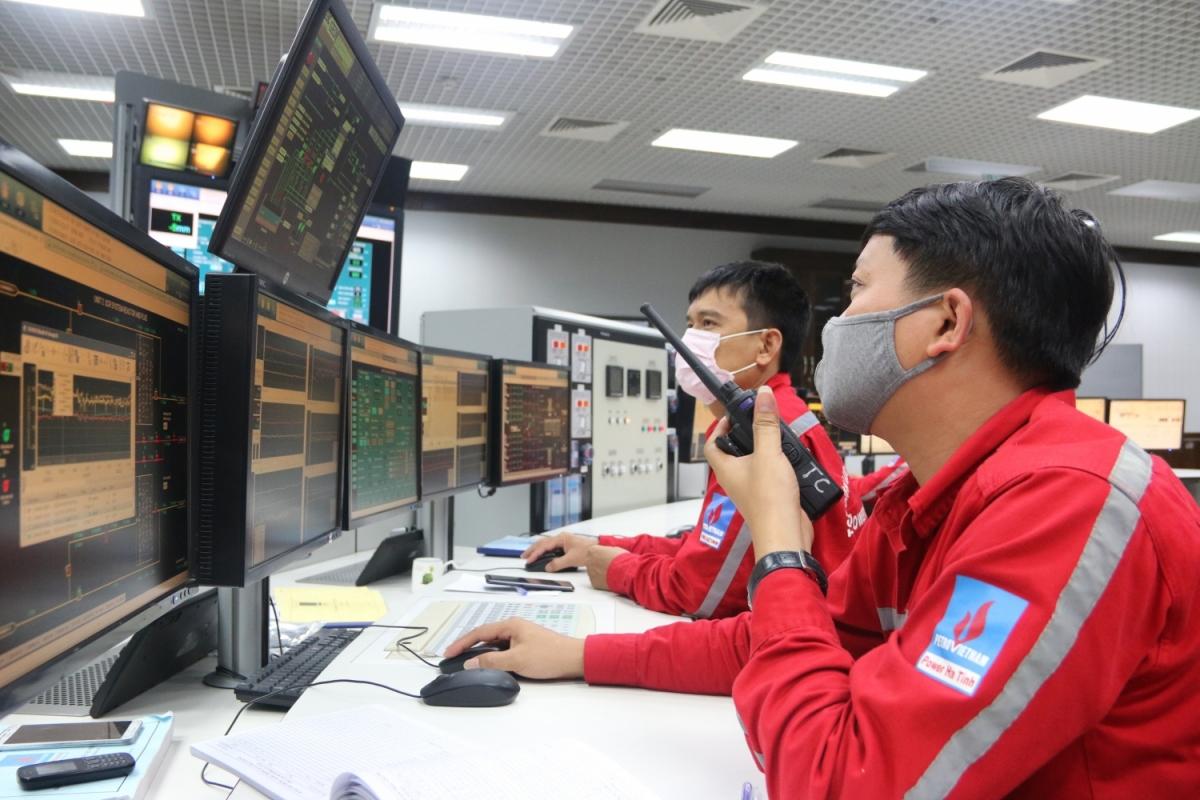 Người lao động PV Power Hà Tĩnh