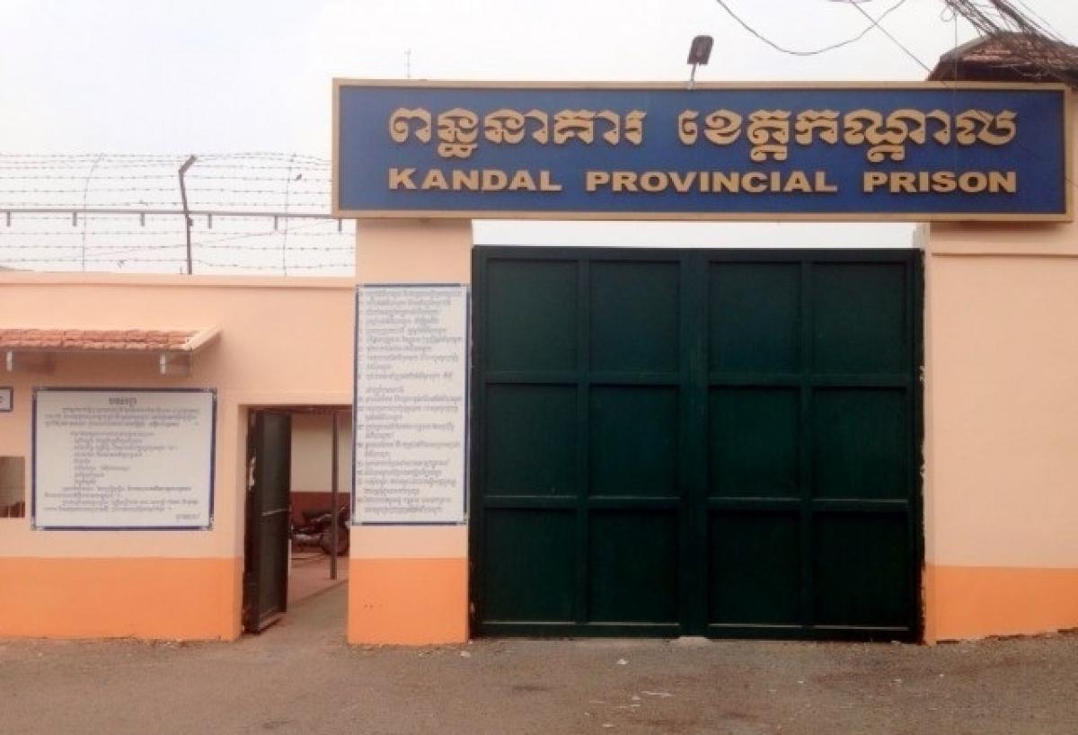 Nhà tù tỉnh Kandal.