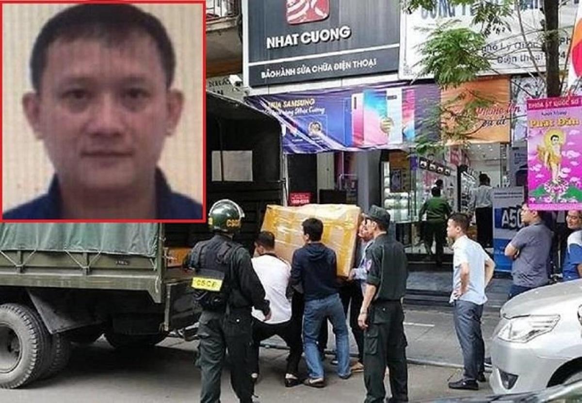 Ông chủ Nhật Cường - Bùi Quang Huy hiện đã bỏ trốn và đang bị truy nã