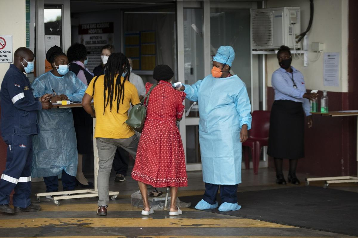 Nhiều nước vẫn chưa nhận được liều vaccine ngừa Covid-19 nào. Ảnh: AP