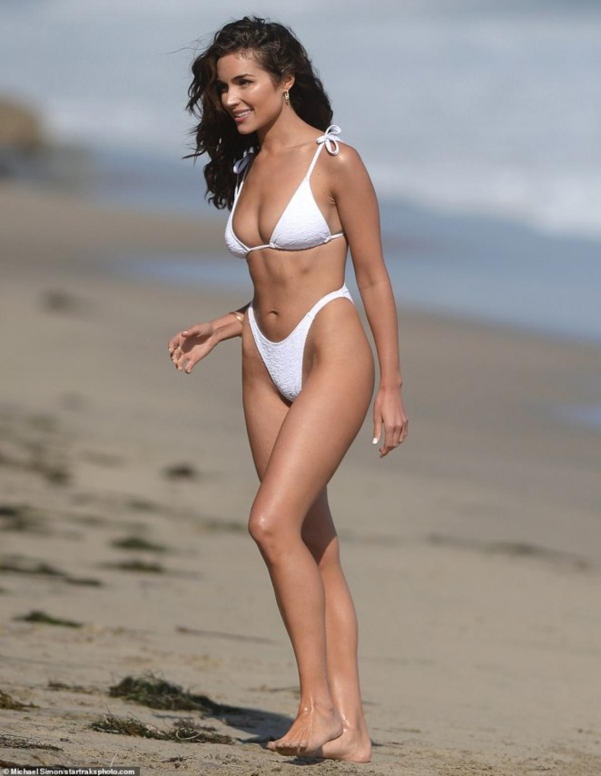 Ở tuổi 29, Olivia Culpo vẫn rất trẻ trung, xinh đẹp.