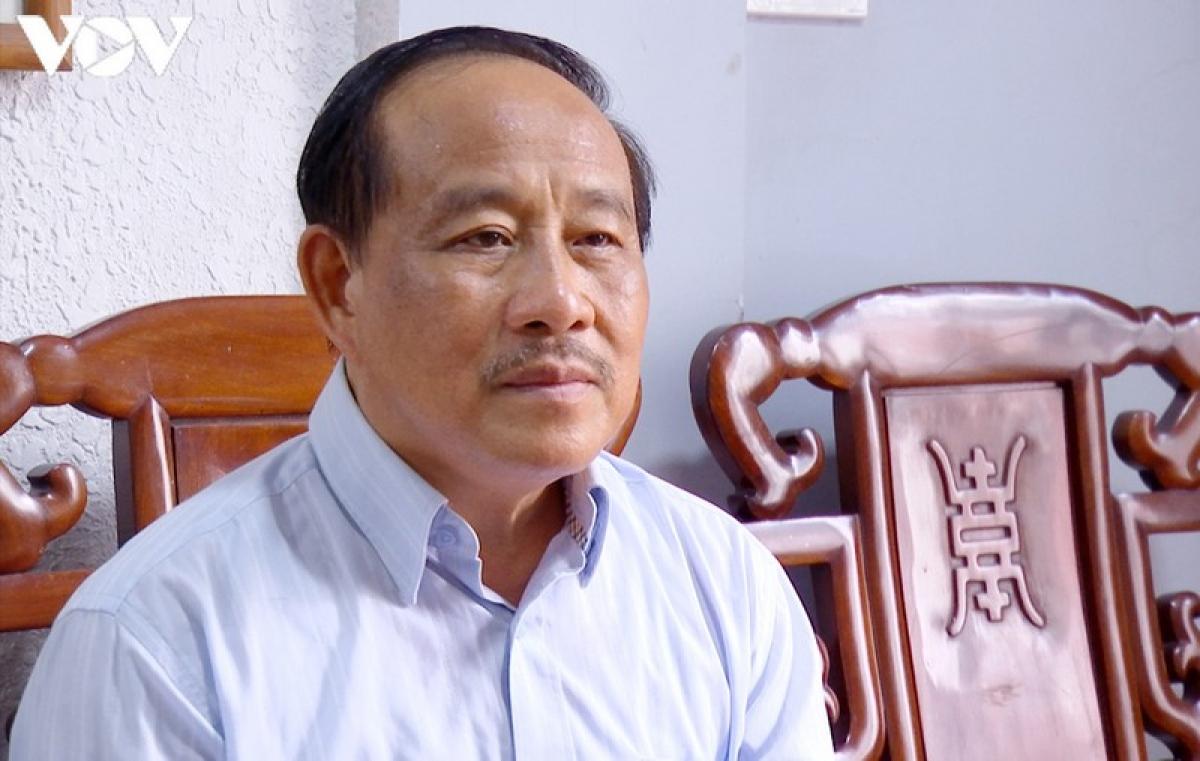 PGS.TS Nguyễn Huy Nga, nguyên Cục trưởng Cục Y tế dự phòng, Bộ Y tế.