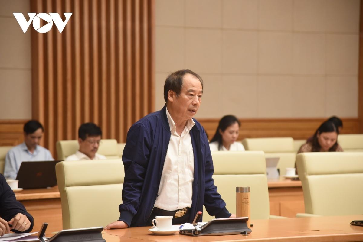 PGS.TS Trần Đắc Phu, cố vấn Trung tâm Đáp ứng khẩn cấp sự kiện y tế công cộng Việt Nam.