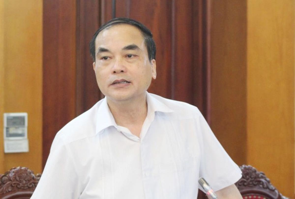 Ông Vũ Văn Phúc - Phó Chủ tịch chuyên trách Hội đồng khoa học các cơ quan Trung ương, nguyên Tổng Biên tập Tạp chí Cộng sản.