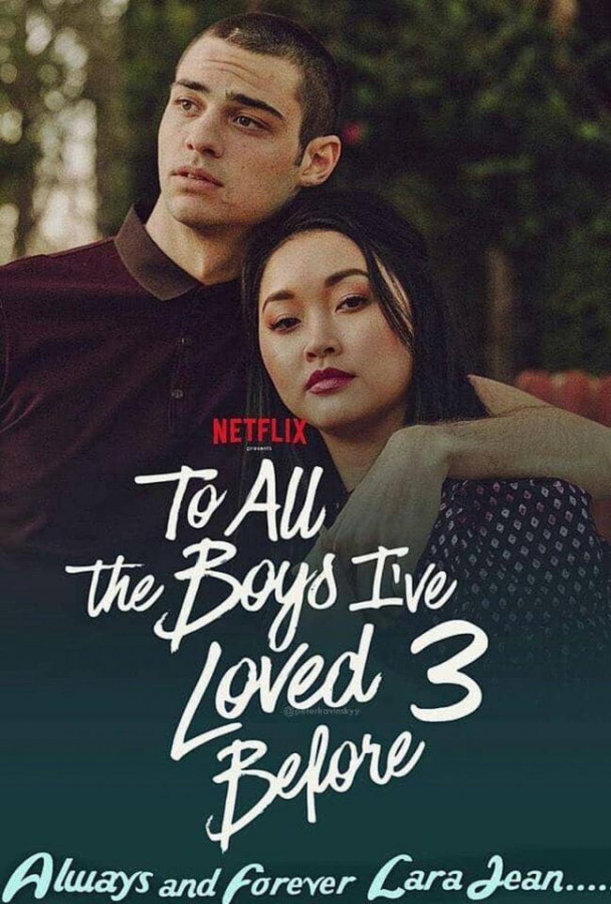 """""""To All the Boys: Always and Forever"""" được vinh danh ở hạng mục""""Phim truyện điện ảnh xuất sắc nhất""""."""