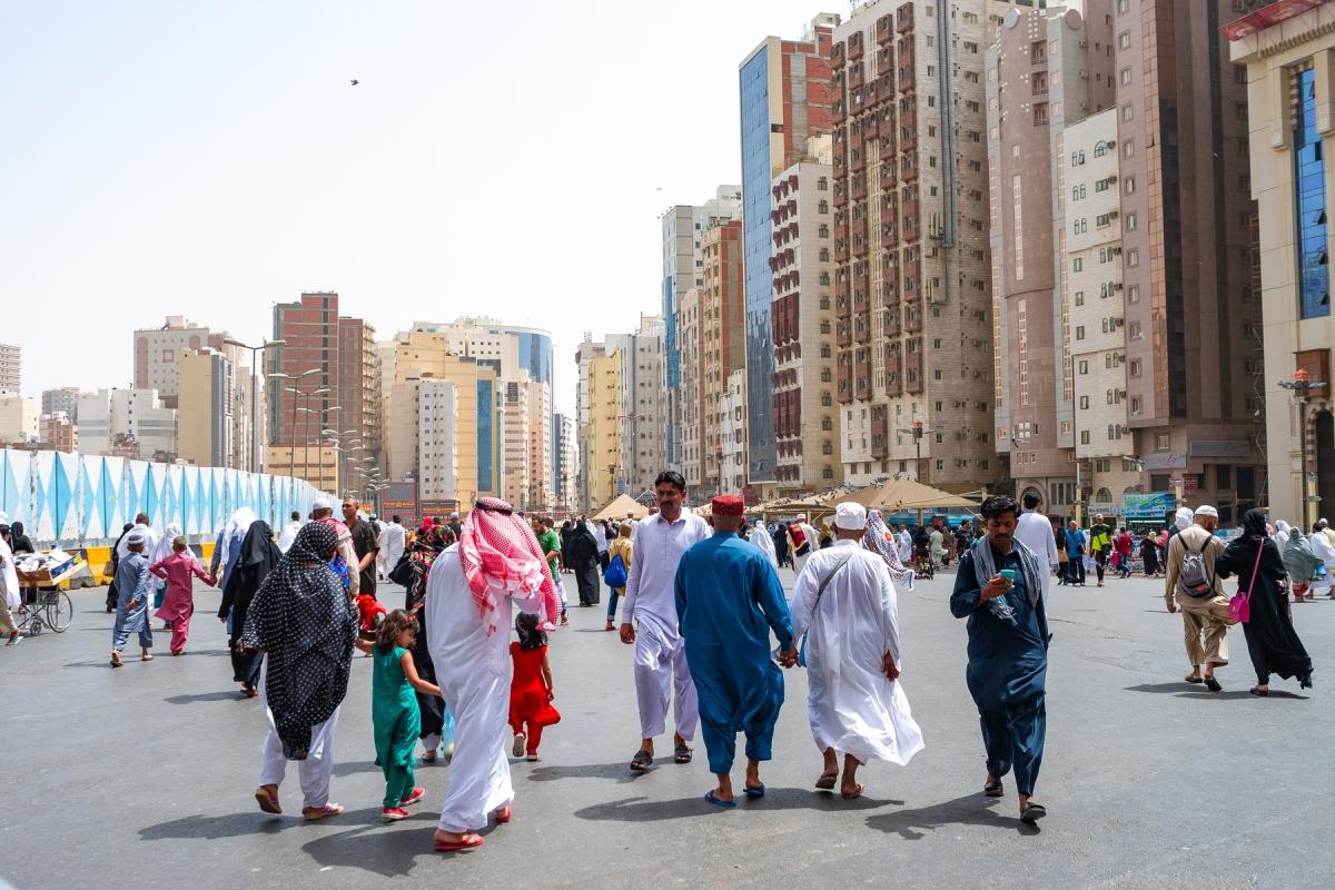 Saudi Arabia là thị trường lớn và là một trong những đối tác quan trọng của Việt Nam tại khu vực Trung Đông-châu Phi. (Ảnh minh họa: Expatica.com)