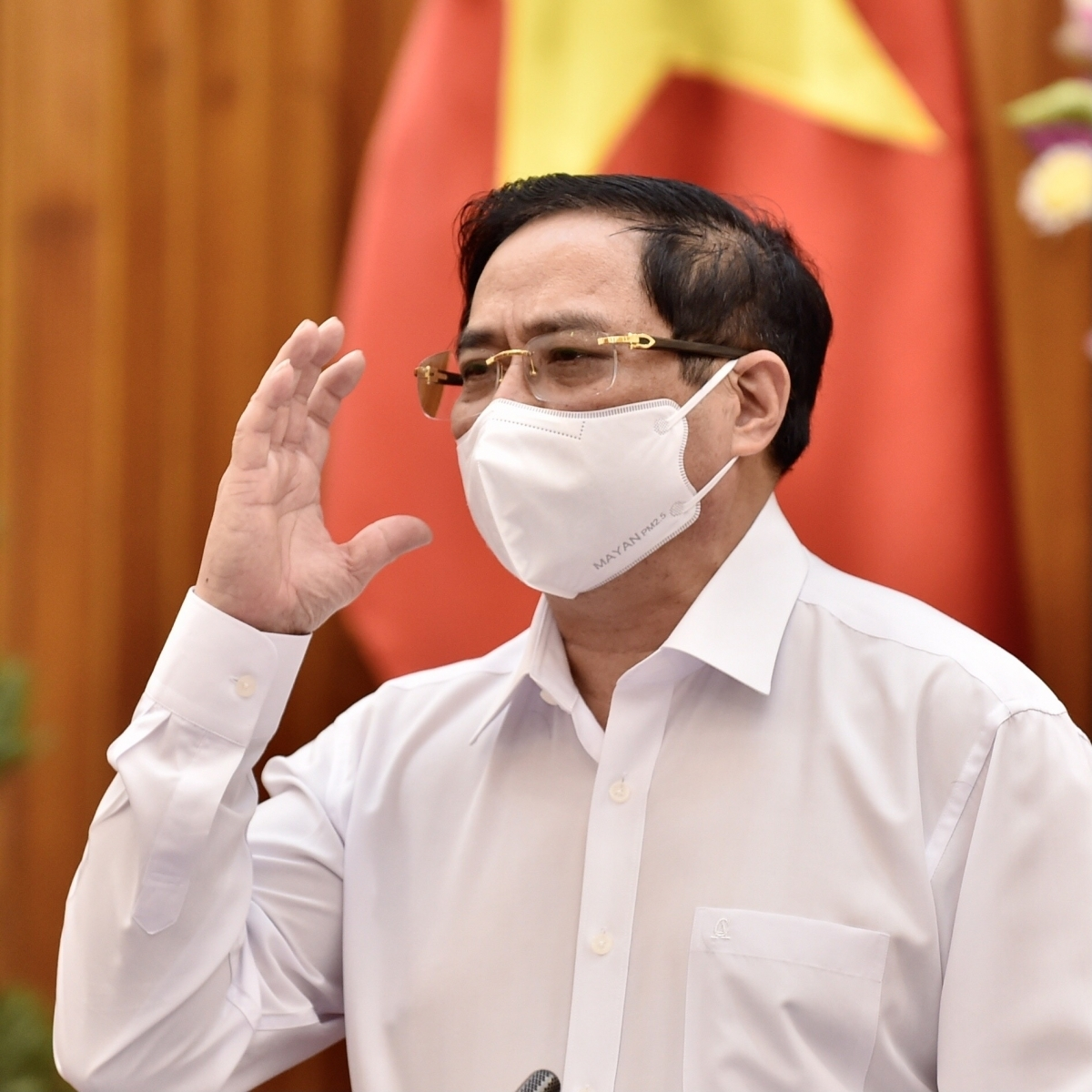 Vietnamese Prime Minister Pham Minh Chinh has requested relevant ministries to seek a deal with Pfizer/BioNtech