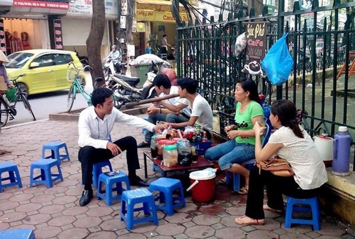 Ninh Bình tạm dừng dịch vụ tại chỗ các hàng quán ăn, uống vỉa hè từ 0h ngày 28/5 (Ảnh minh họa: KT)
