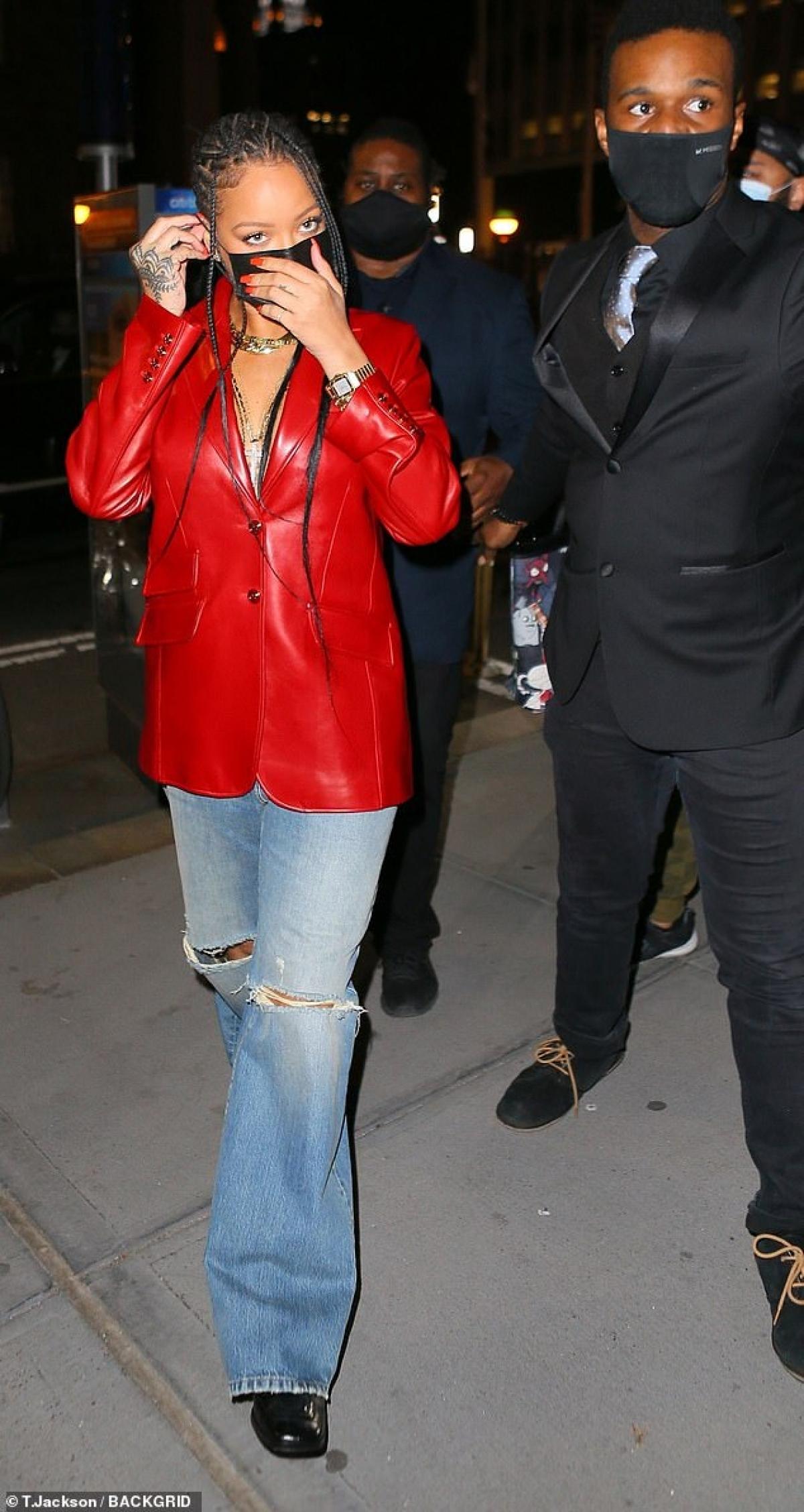 Rihanna đang hẹn hò với A$AP Rocky.