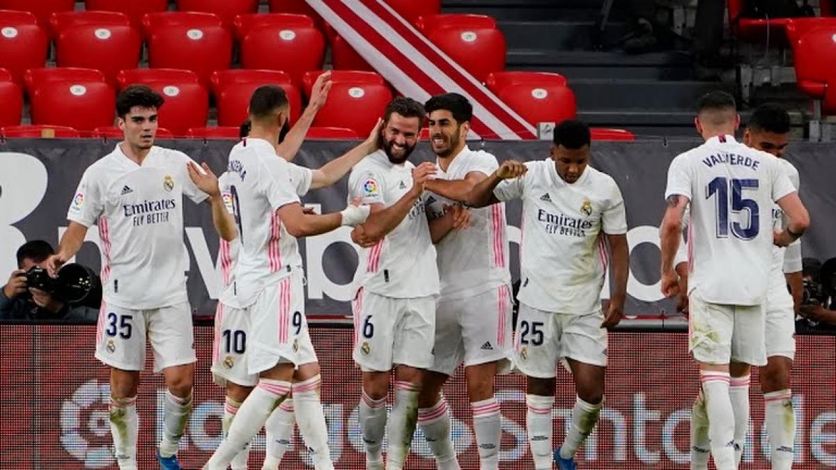 Real Madrid thắng tối thiểu trước Bilbao (Ảnh: Reuters).