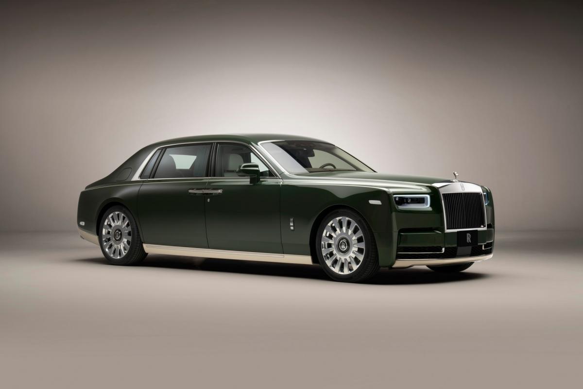 Rolls-RoycePhantom Oribe.