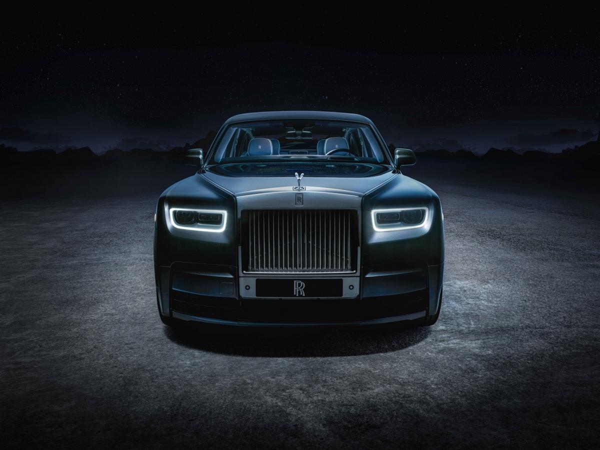 Rolls-Royce Phantom Tempus.