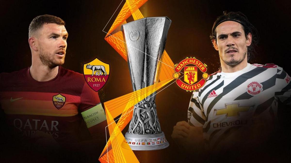 MU thắng 6-2 trước Roma trong trận lượt đi (Ảnh: UEFA).