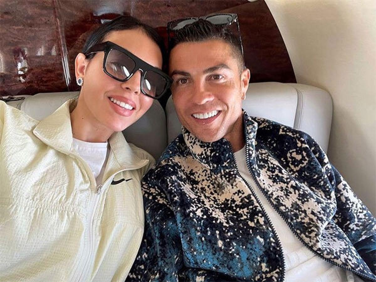 Georgina Rodriguez và bạn trai