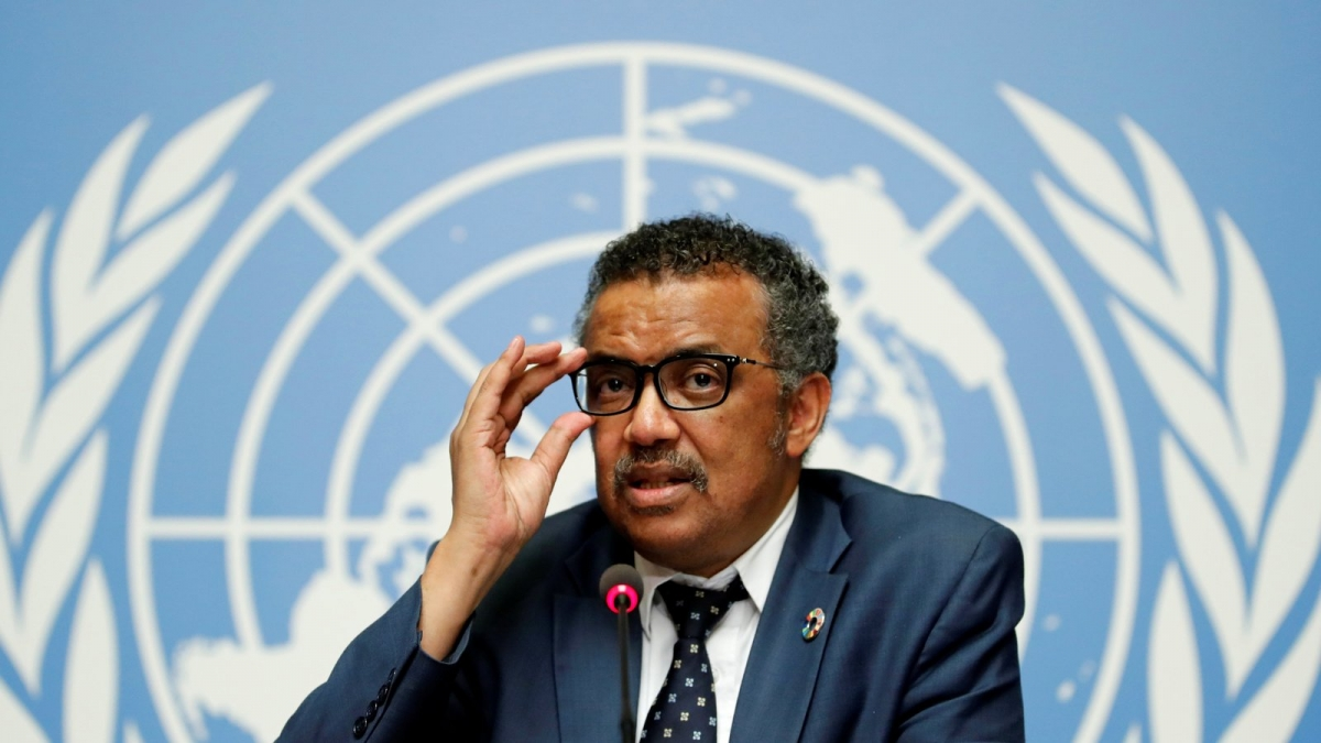 Tổng Giám đốc Tổ chức Y tế thế giới (WHO) Tedros Adhanom Ghebreyesus. Ảnh: CFR.