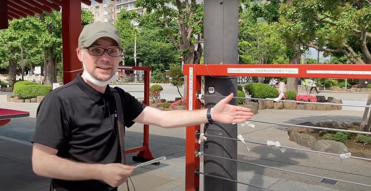 Hướng dẫn viên giới thiệu chi tiết các điểm đến, cũng như về văn hóa và cuộc sống thường ngày ở Nhật Bản.Nguồn: Inside Japan