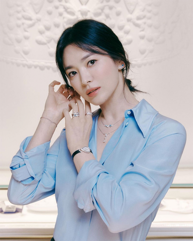 """""""Đại gia bất động sản"""" Song Hye Kyo tậu nhà 400 tỷ đồng ở khu Hannam, Seoul, Hàn Quốc."""