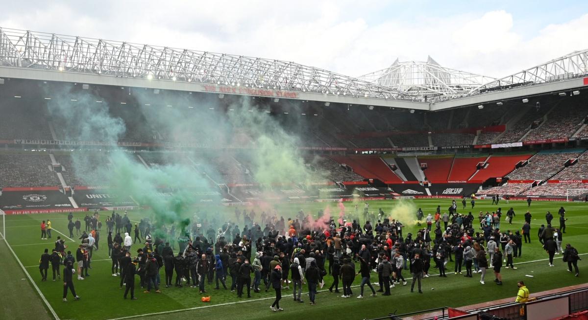 Việc trận đấu MU - Liverpool bị hoãn lại đến ngày 13/5 khiến MU sẽ phải trải qua lịch thi đấu cực kỳ dày đặc. (Ảnh: Getty)