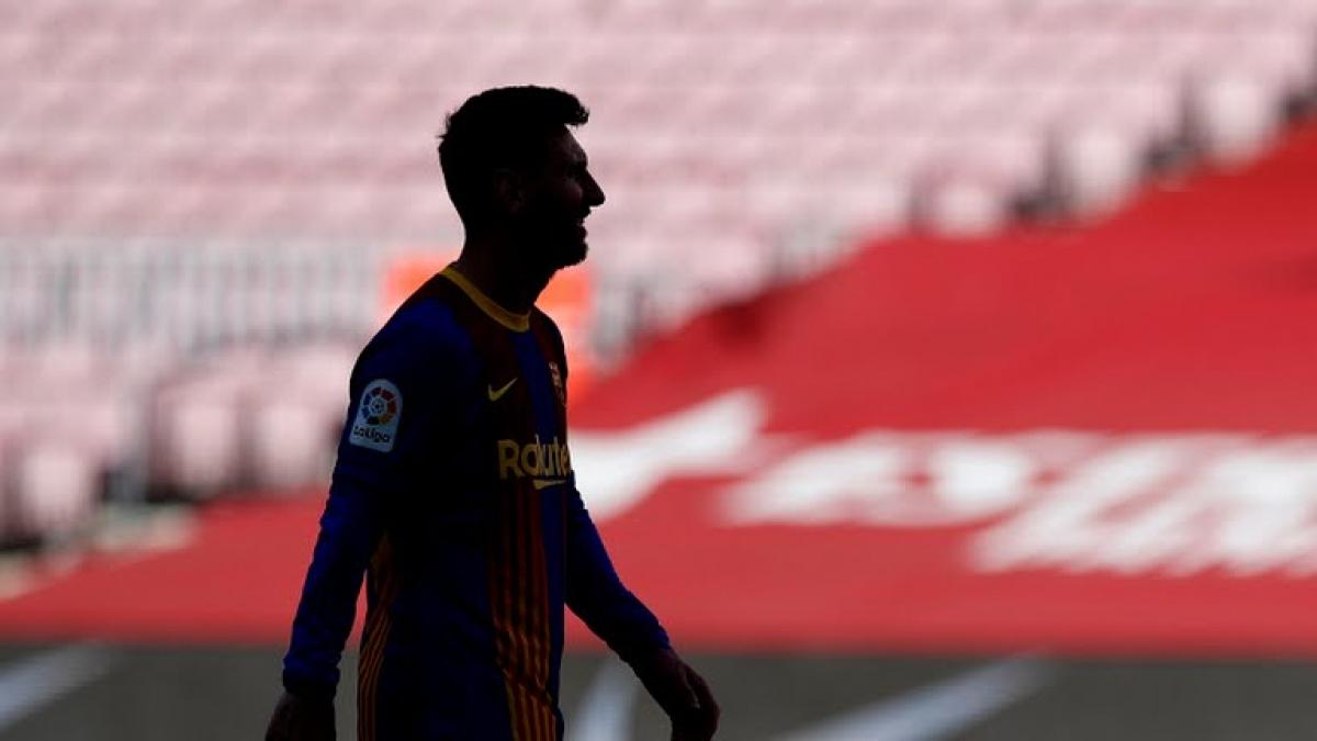 Trận hòa 0-0 khiến Barca và Atletico Madrid đứng trước nguy cơ bị Real Madrid vượt mặt trong cuộc đua vô địch La Liga. (Ảnh: Reuters)