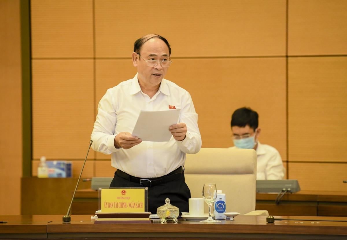 Ông Bùi Đặng Dũng -Phó Chủ nhiệm Ủy ban TCNS Quốc hội