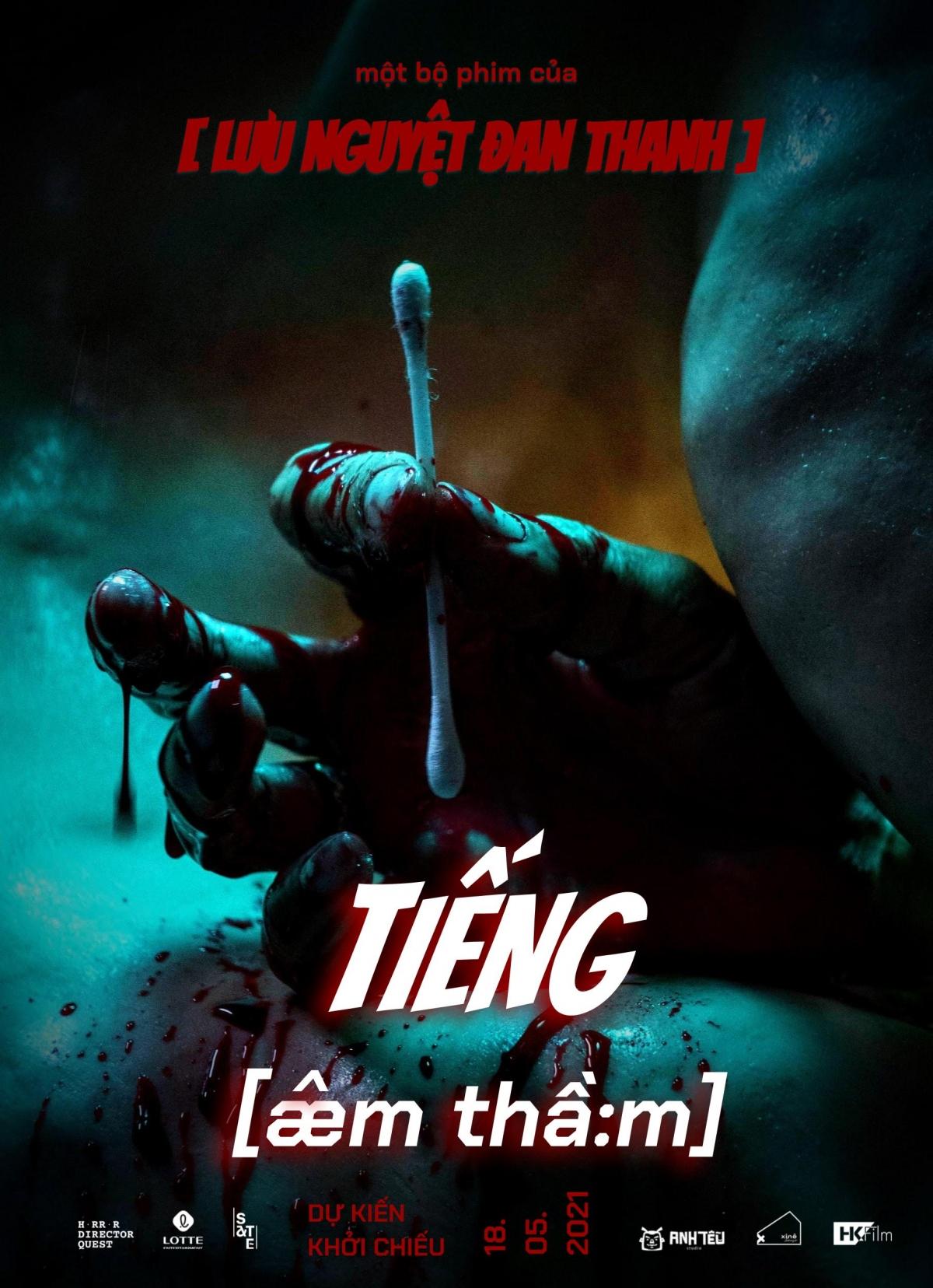 """Bộ phim """"Tiếng âm thầm"""" của đạo diễnLưu Nguyệt Đan Thanh."""