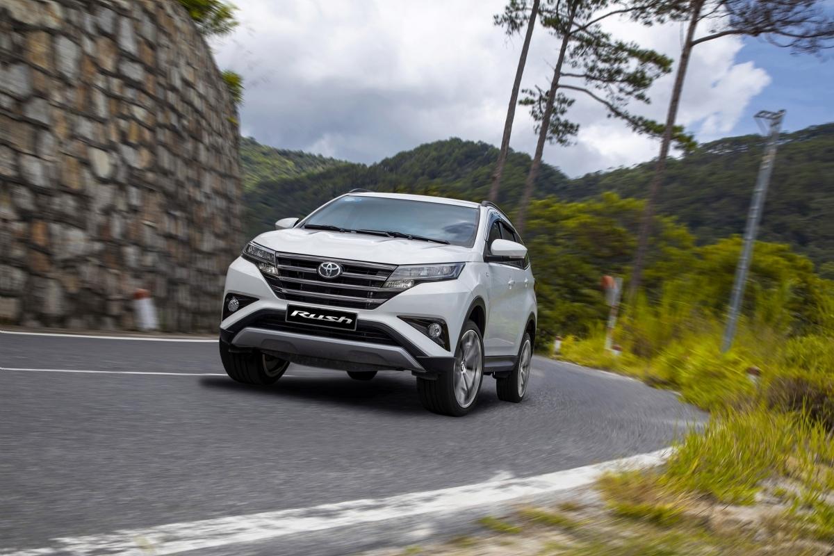 Toyota Rush bị triệu hồi tại Việt Nam.