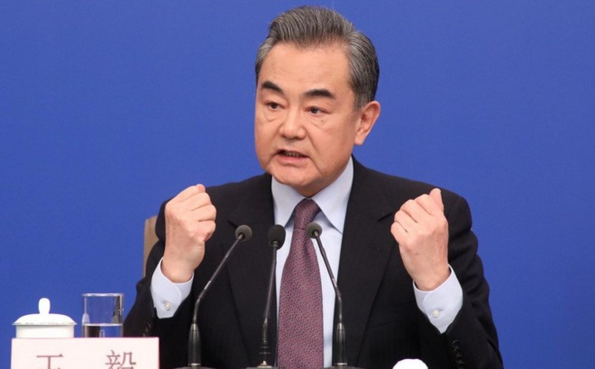 Ngoại trưởng Trung Quốc Vương Nghị. Ảnh: Simon Song.