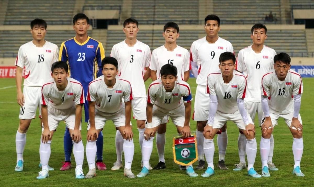 ĐT Triều Tiên rút lui khỏi vòng loại thứ 2 World Cup 2022 (Ảnh: Getty).