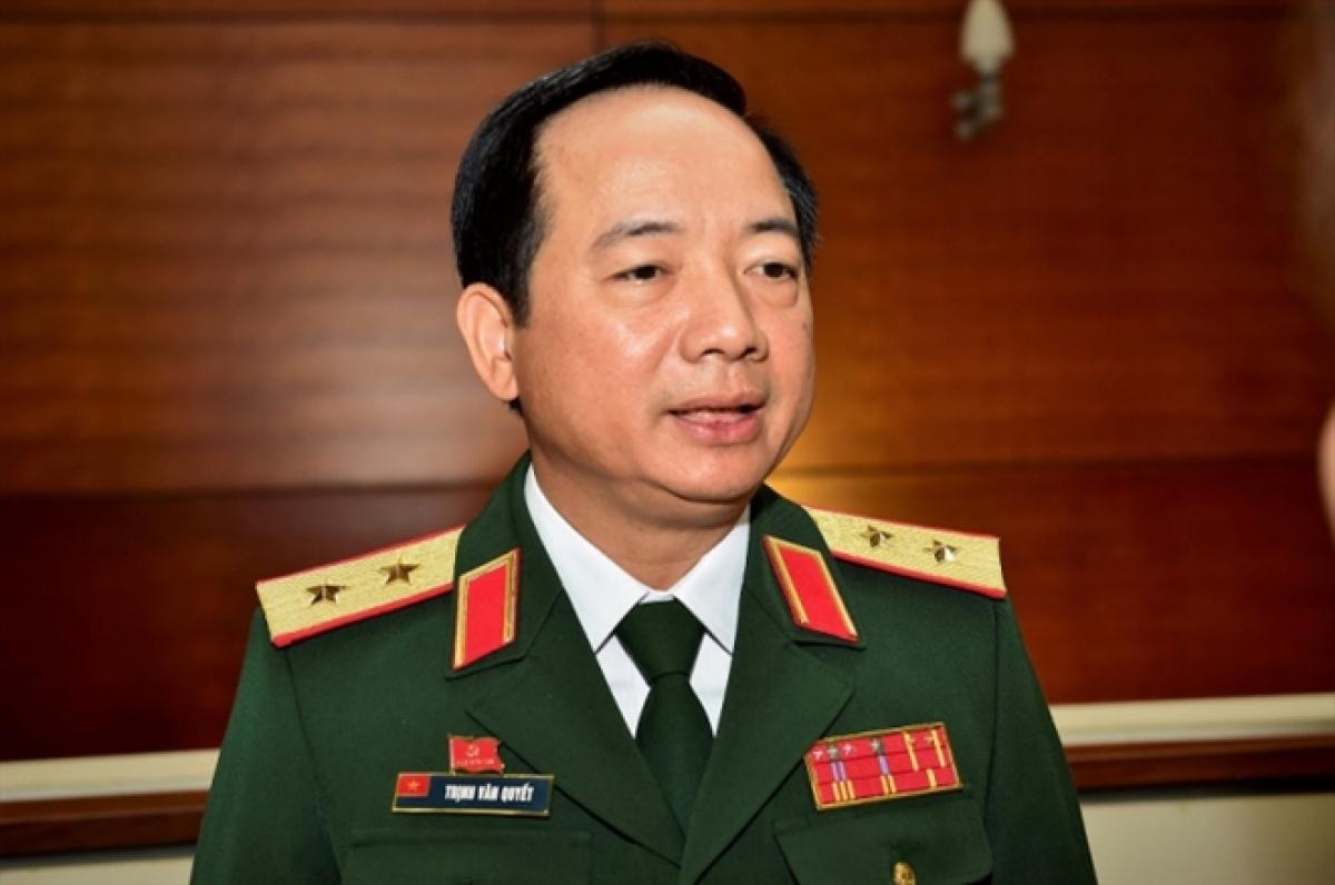 Trung tướng Trịnh Văn Quyết