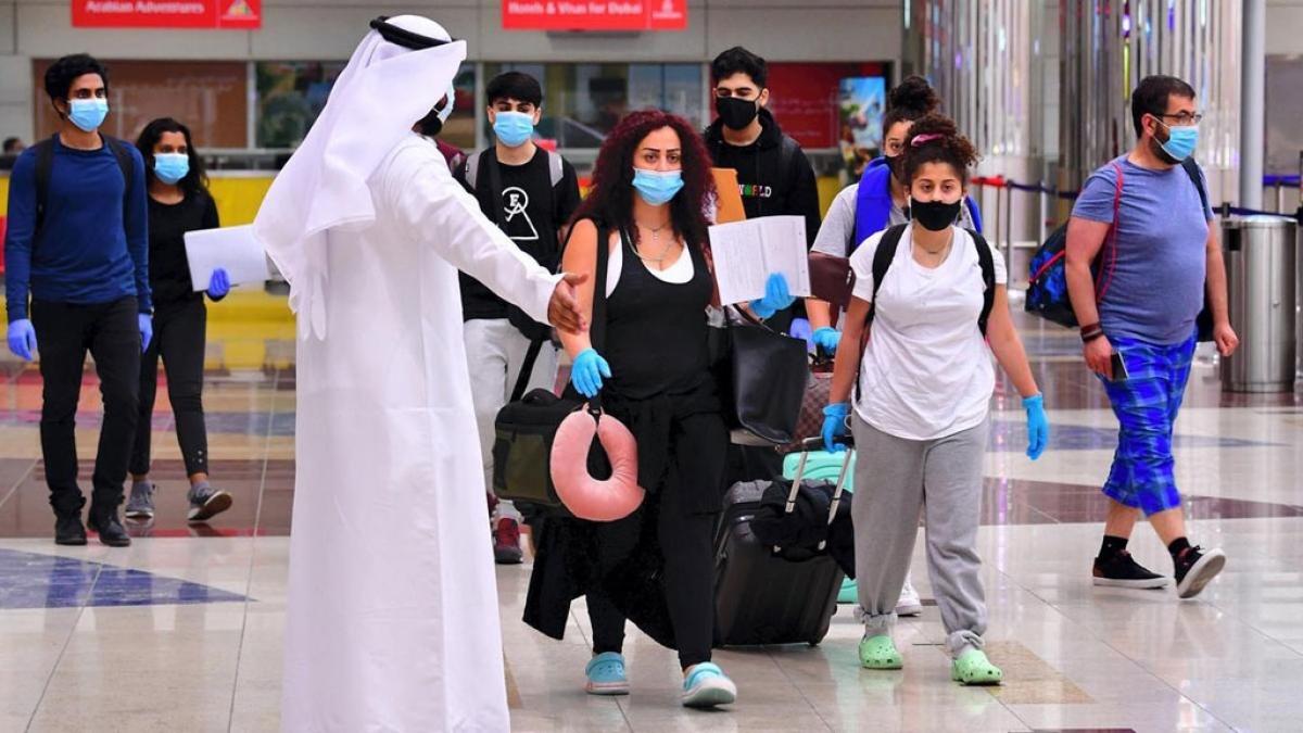 Sân bay Dubai mở cửa đón tiếp khách du lịch