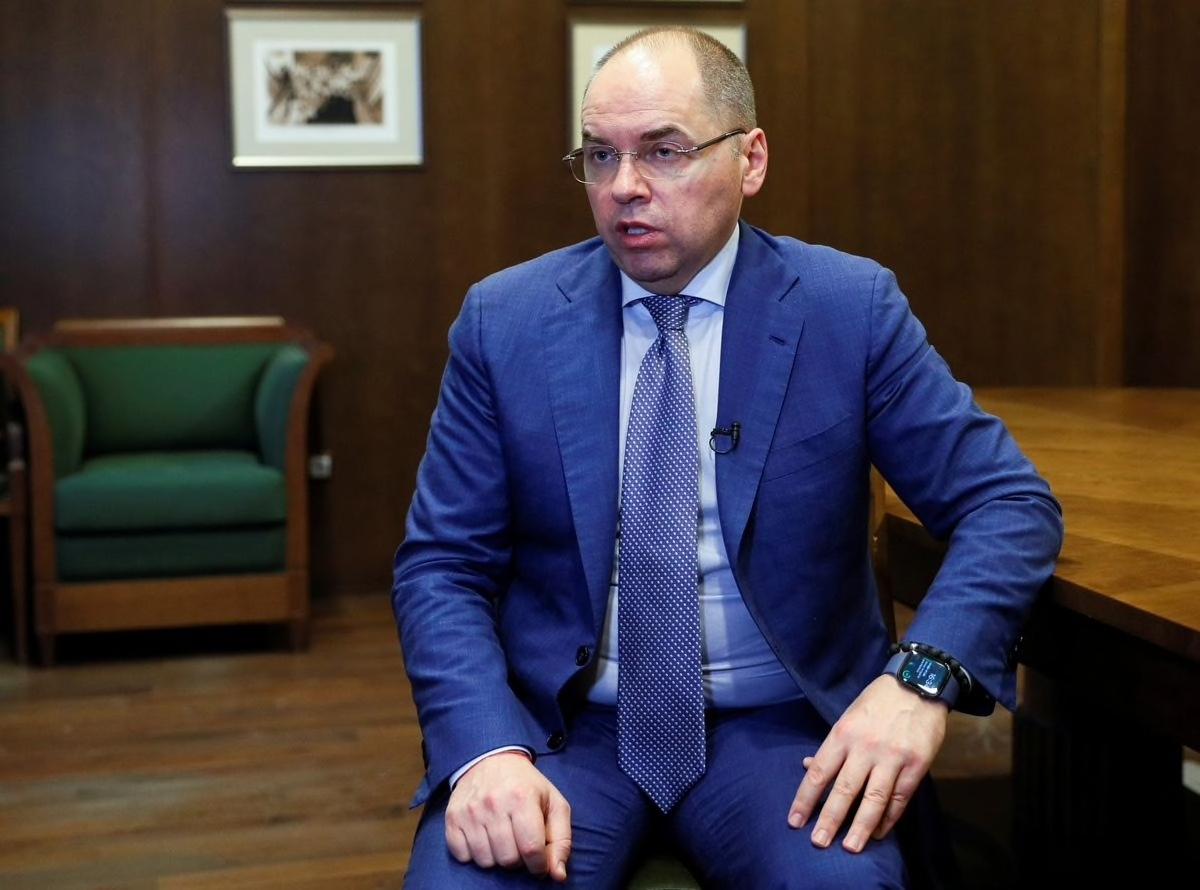 Ông Maksym Stepanov. Nguồn: Reuters