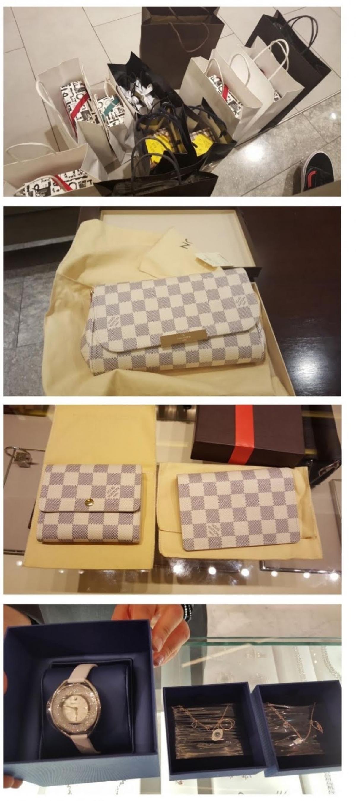 Chỉ 2 tháng sau khi TWICE ra mắt, vào dịp sinh nhật của mình, Sana đã nhận được những món quà đắt tiền như đồng hồ, ví và một chiếc túi xách trị giá tổng cộng khoảng 10.000 USD.